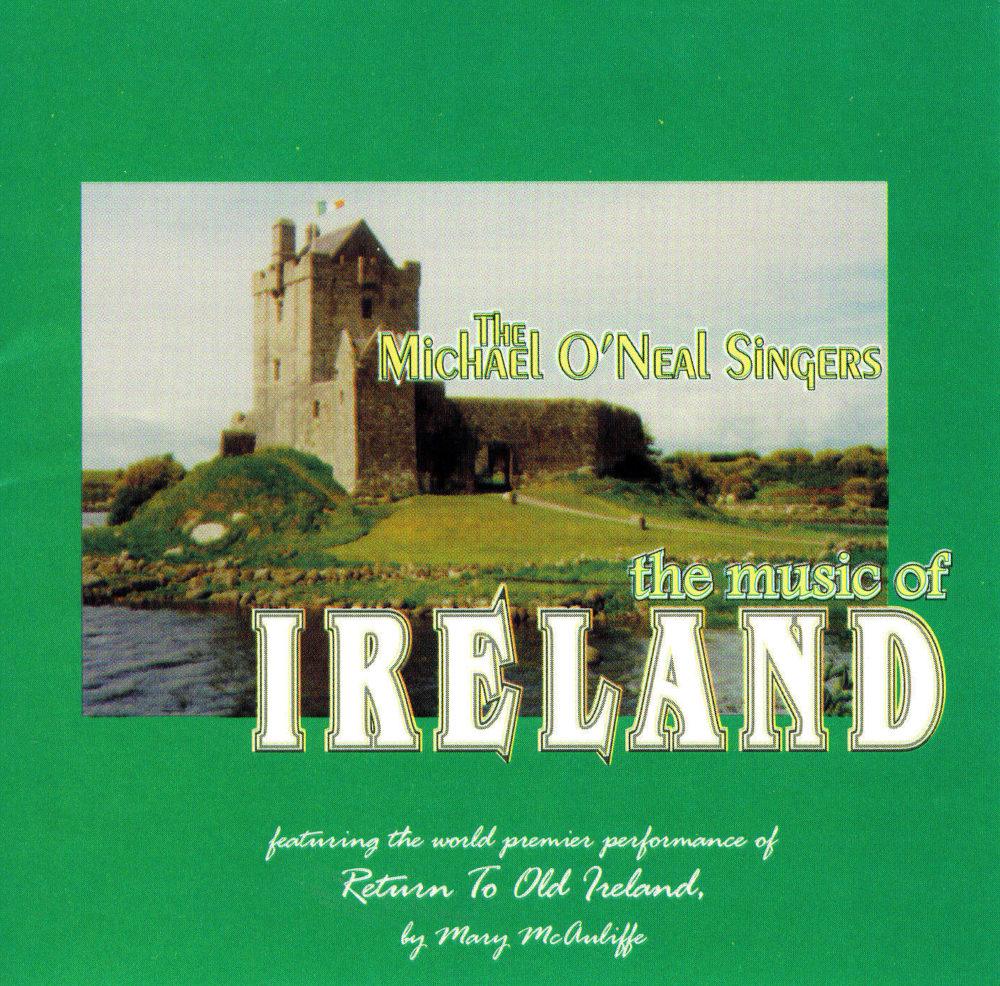The Music of Ireland