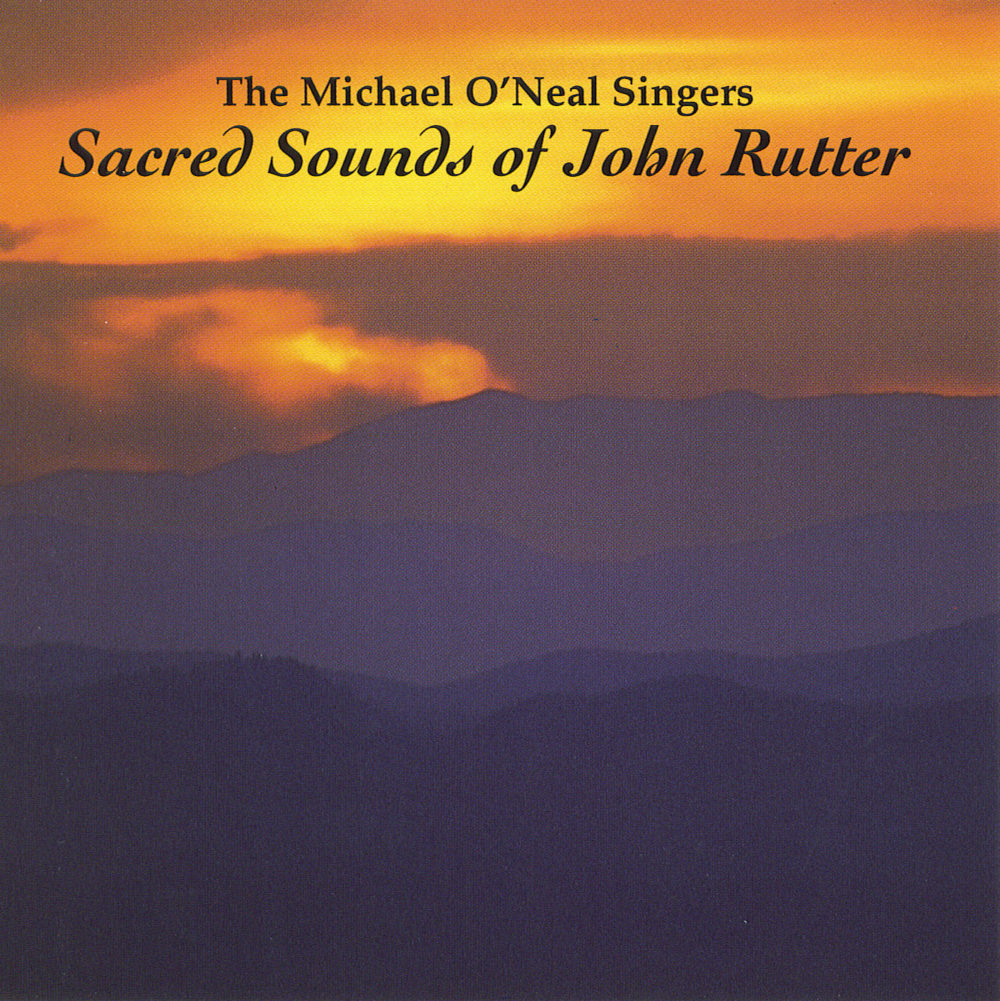 Sacred Sounds of John Rutter