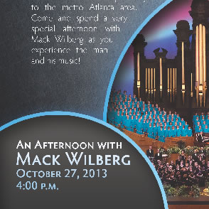 An Afternoon with Mack Wilberg