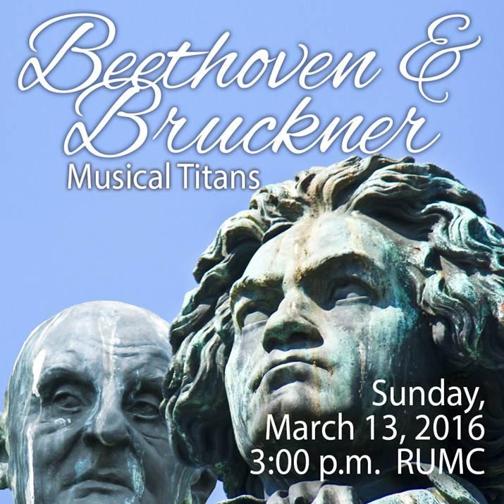 Beethoven and Bruckner