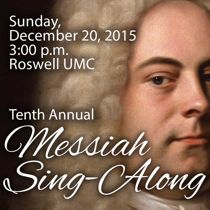 10th Annual Messiah Sing-Along