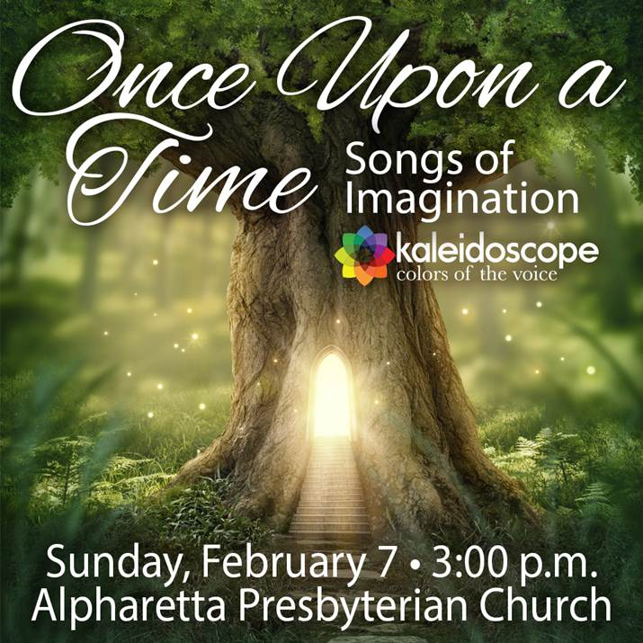 Once Upon a Time: Songs of Imagination