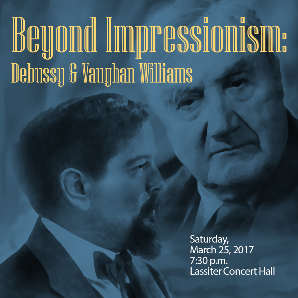 Beyond Impressionism Concert