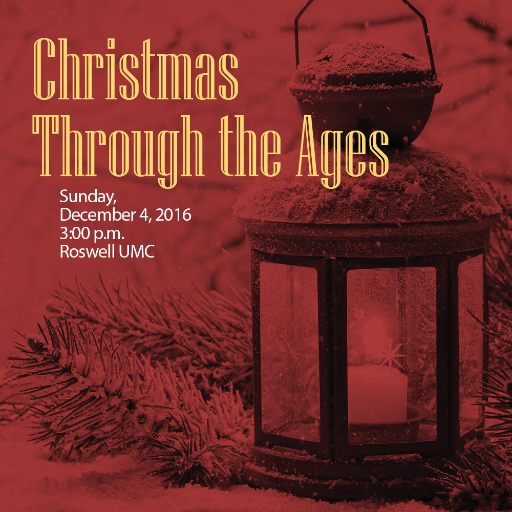 Christmas Through the Ages Concert