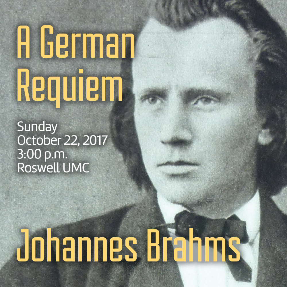 A German Requiem - Johannes Brahms