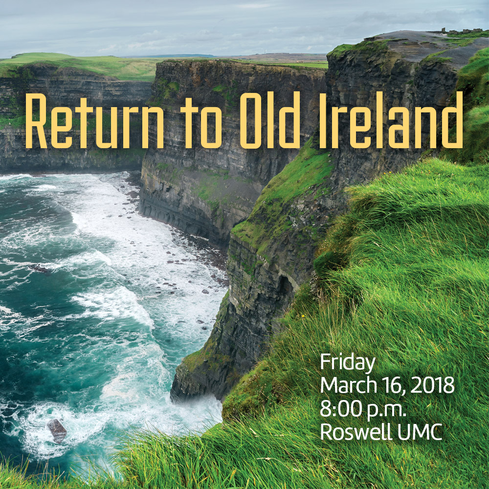 Return to Old Ireland Concert