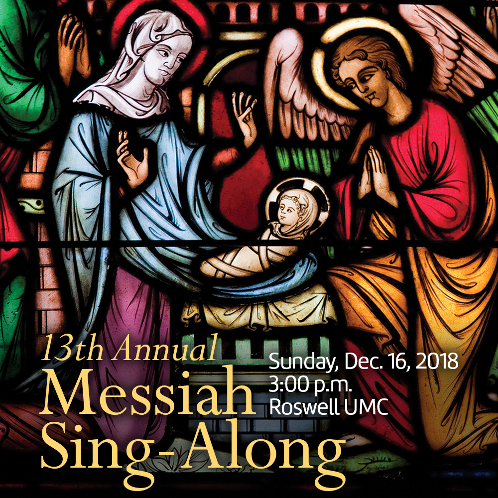 13th Annual Messiah Sing-Along