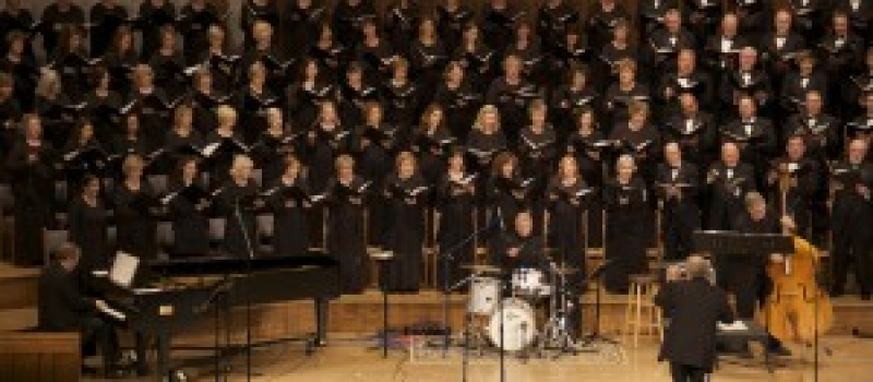 The Michael O'Neal Singers Chorus
